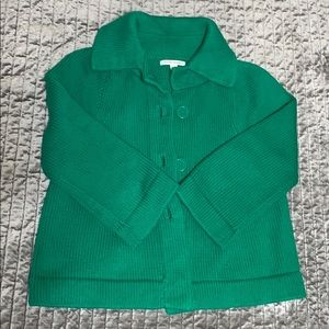 Banana Republic Button-front Knit Sweater